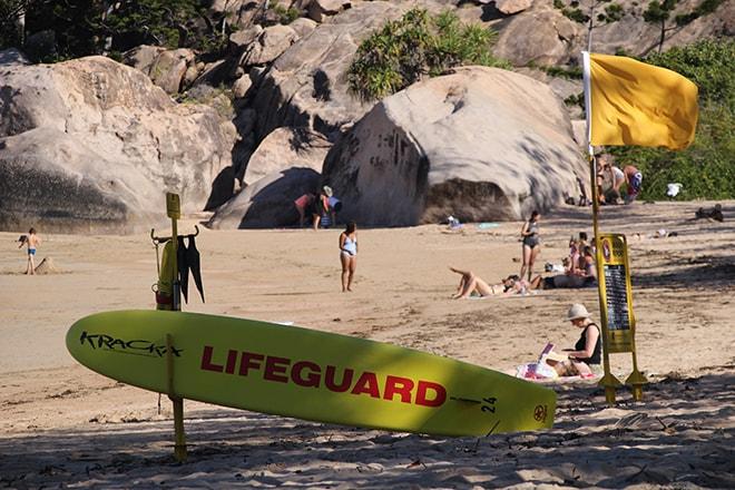 lifeguard magnetic island