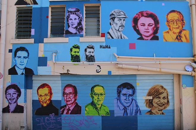 street-art townsville