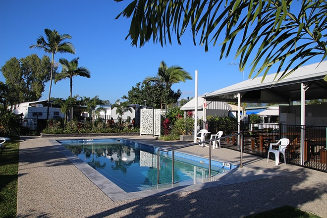 camping townsville