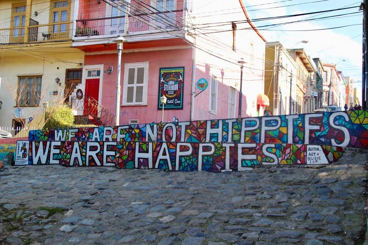 Visiter Valparaiso en 2 jours
