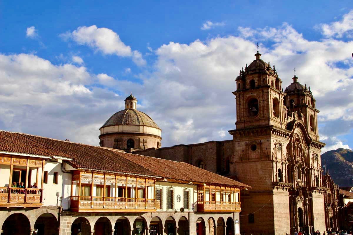 Cathedrale Cusco Perou