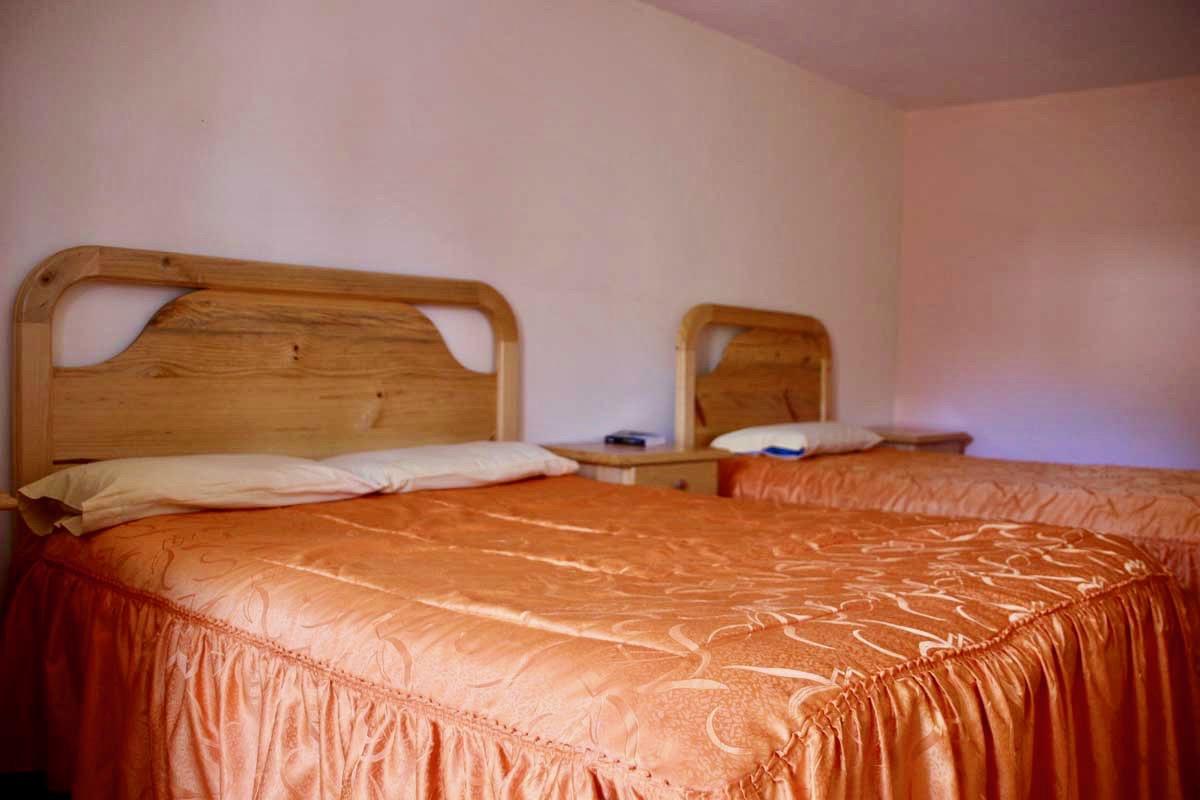 Chambre Hotel Sucre Bolivie