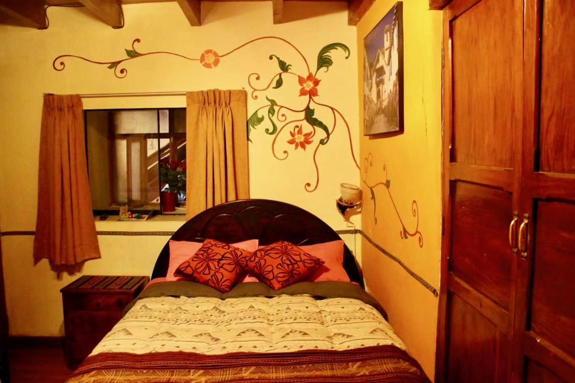 Chambre hotel Cusco Perou
