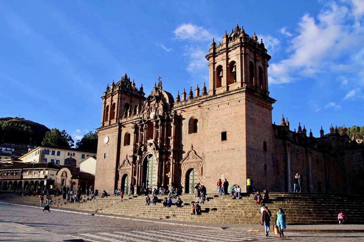 Eglise Cusco Perou