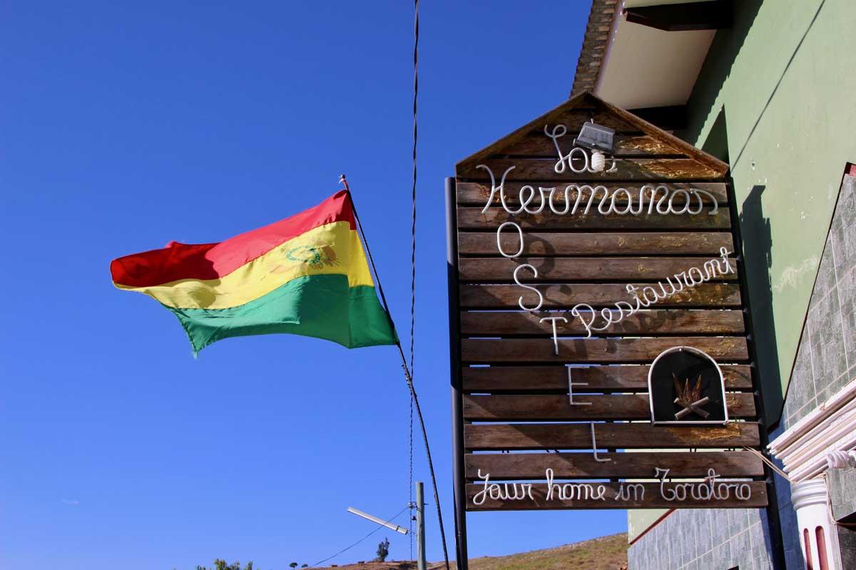 Hotel Toro Toro Bolivie