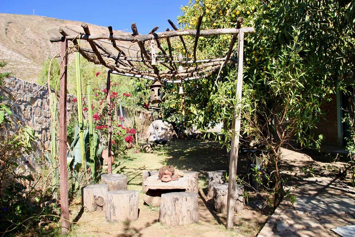 Jardin Toro Toro Bolivie