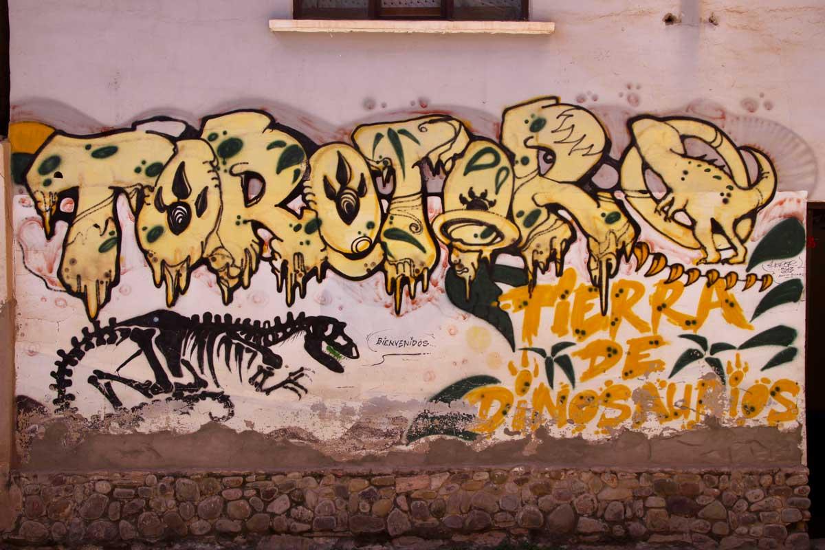 Cochabamba et Toro Toro, sur les traces des dinosaures