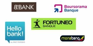 Les banques en ligne pour voyager sans se ruiner
