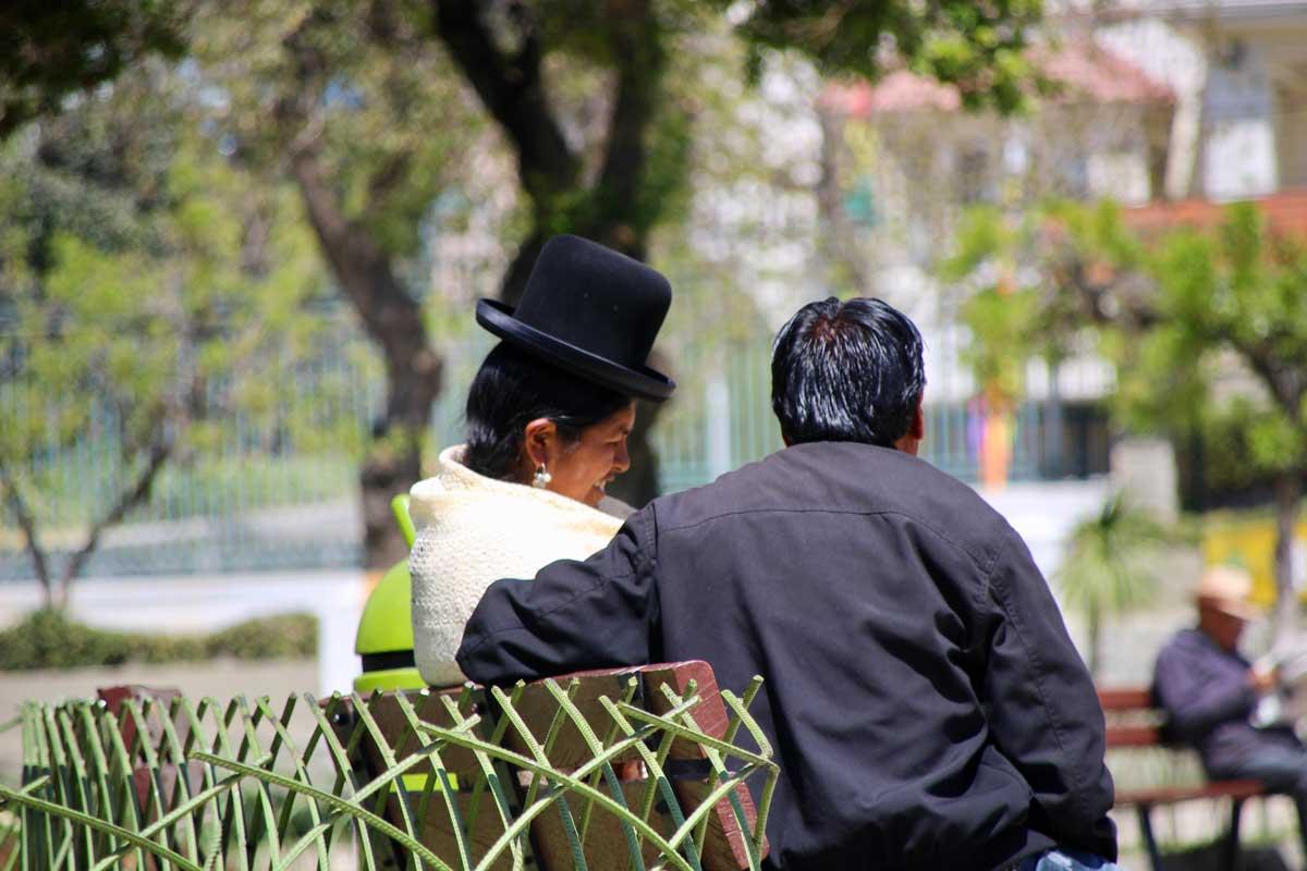 boliviens la paz