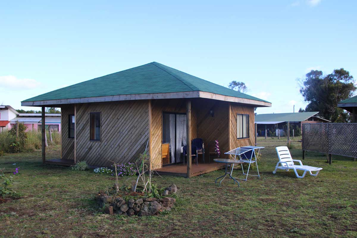 cabanas kaituoe île de pâques chili