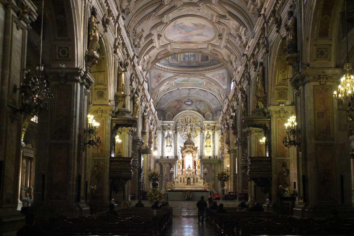 cathedrale Metropolina santiago