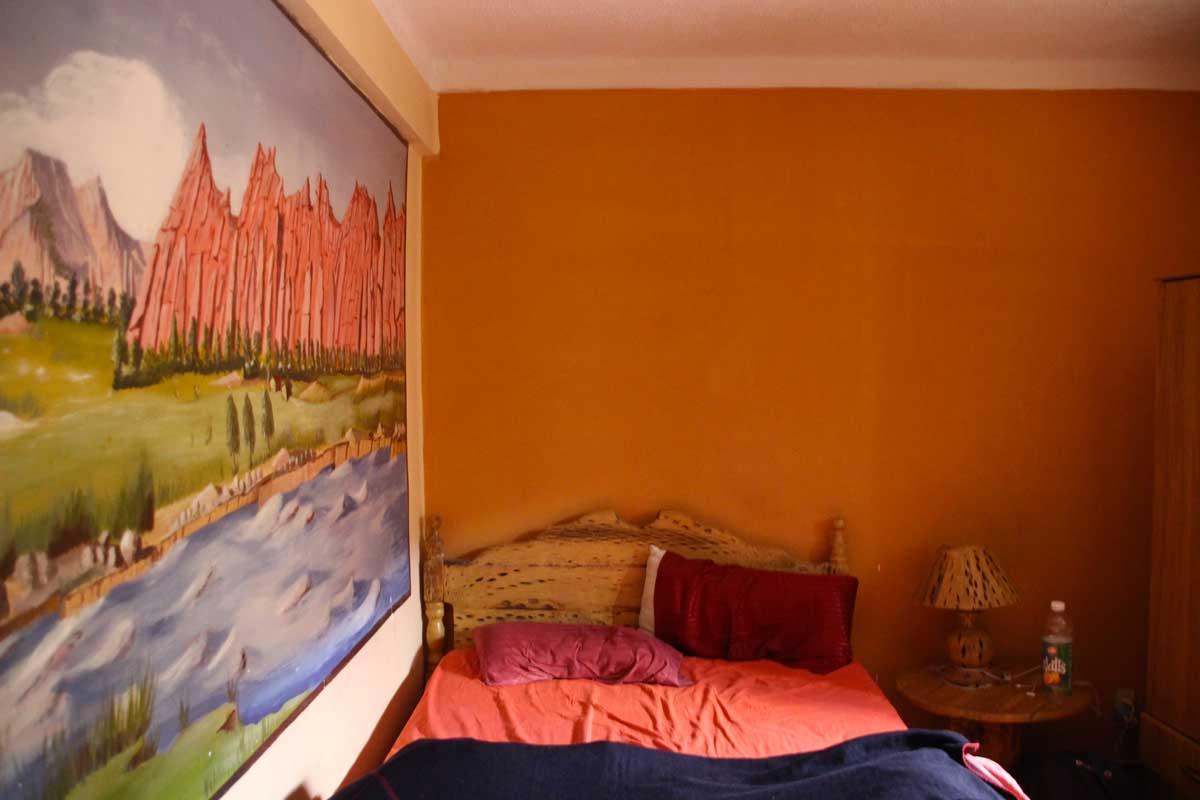 chambre hotel pedro arraya tupiza