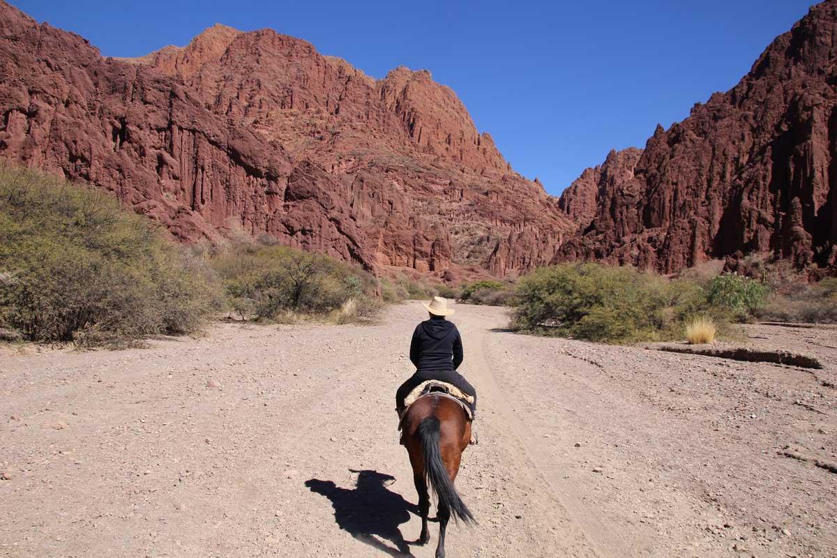 Balade à Cheval Tupiza Bolivie