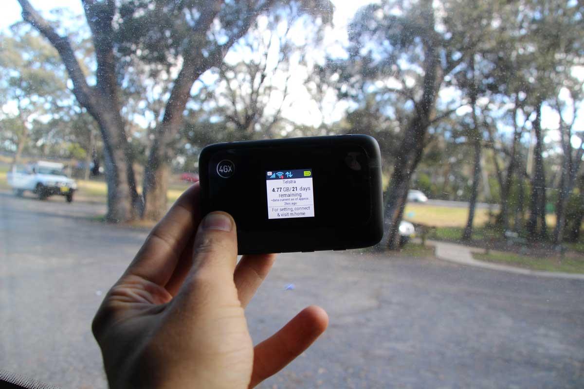 cle wifi internet australie