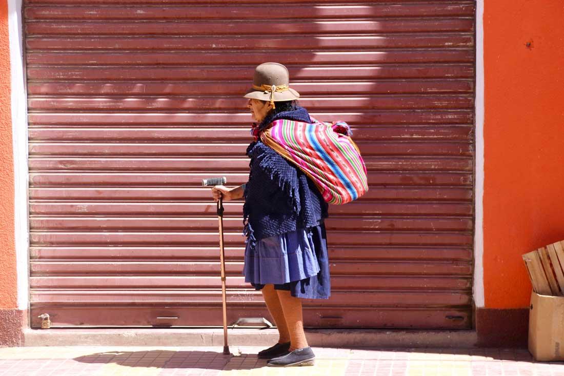 femme bolivie