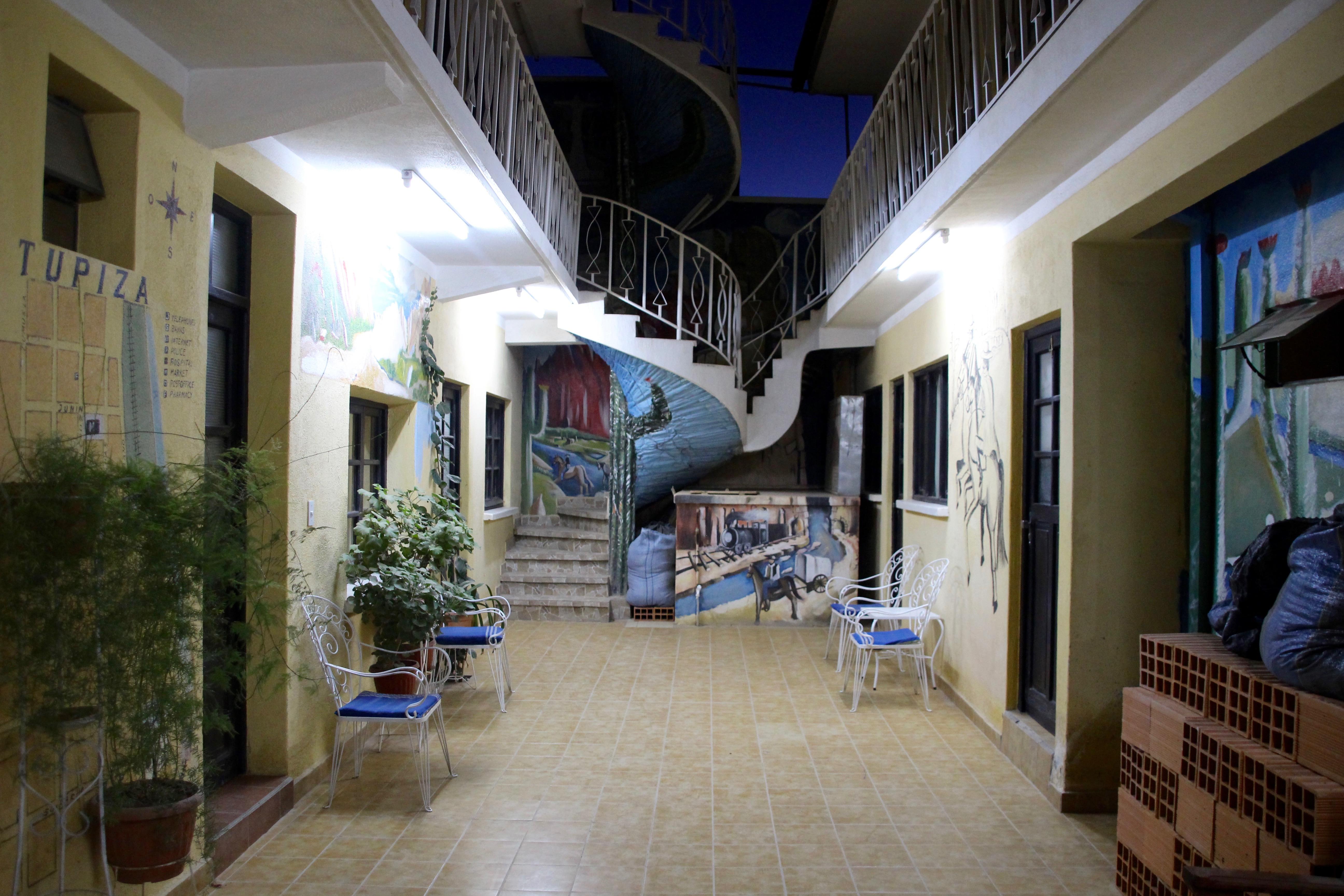 hotel pedro arraya tupiza