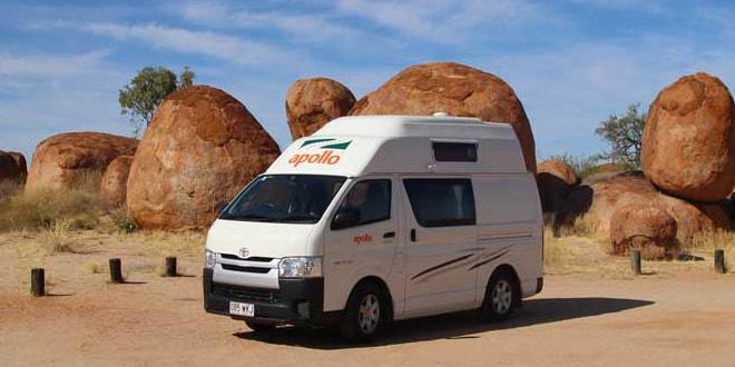 Road Trip en Australie : internet dans le van