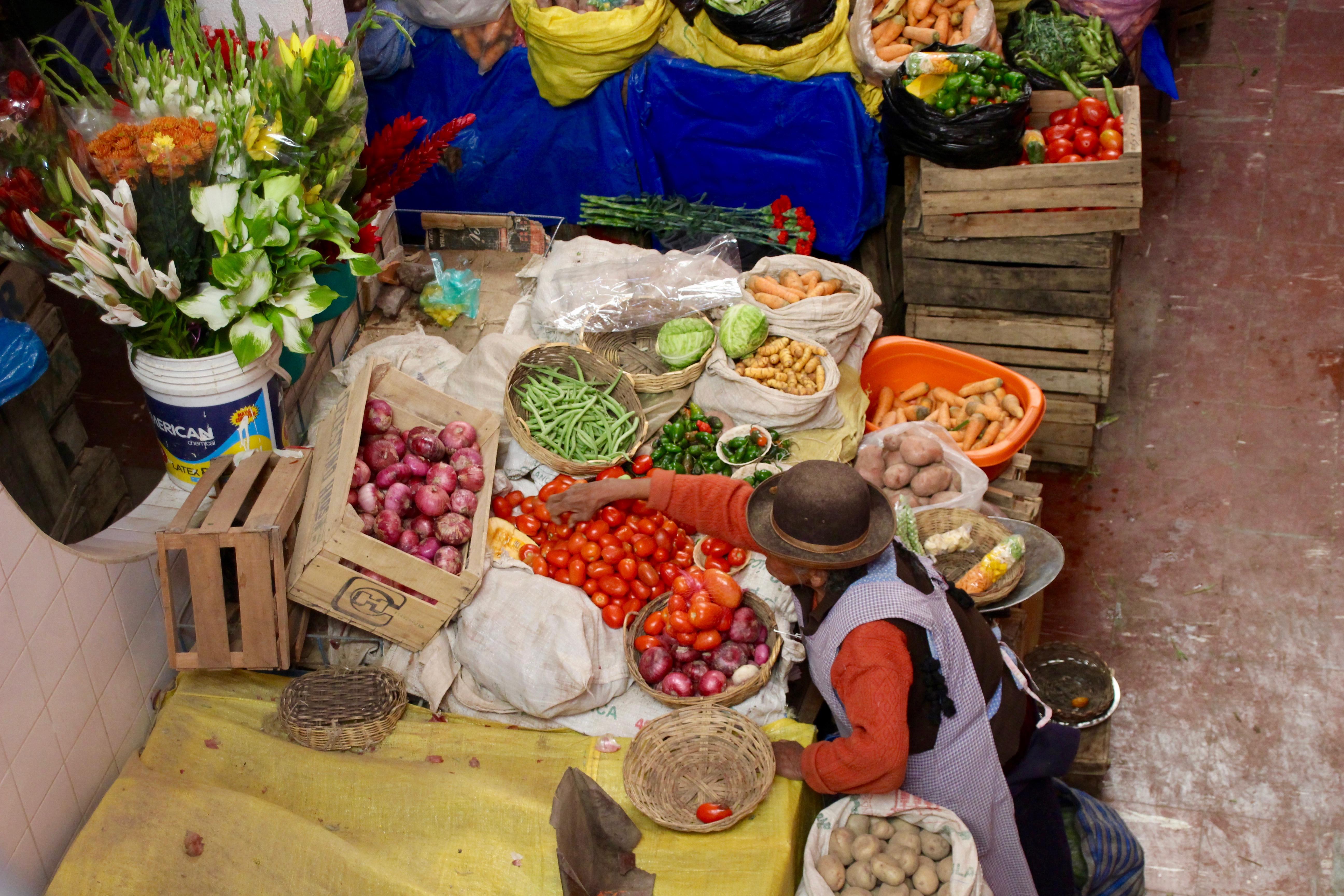 marché tupiza