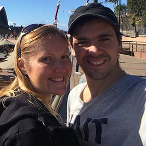 Elodie & Thomas du blog voyage Planete3w