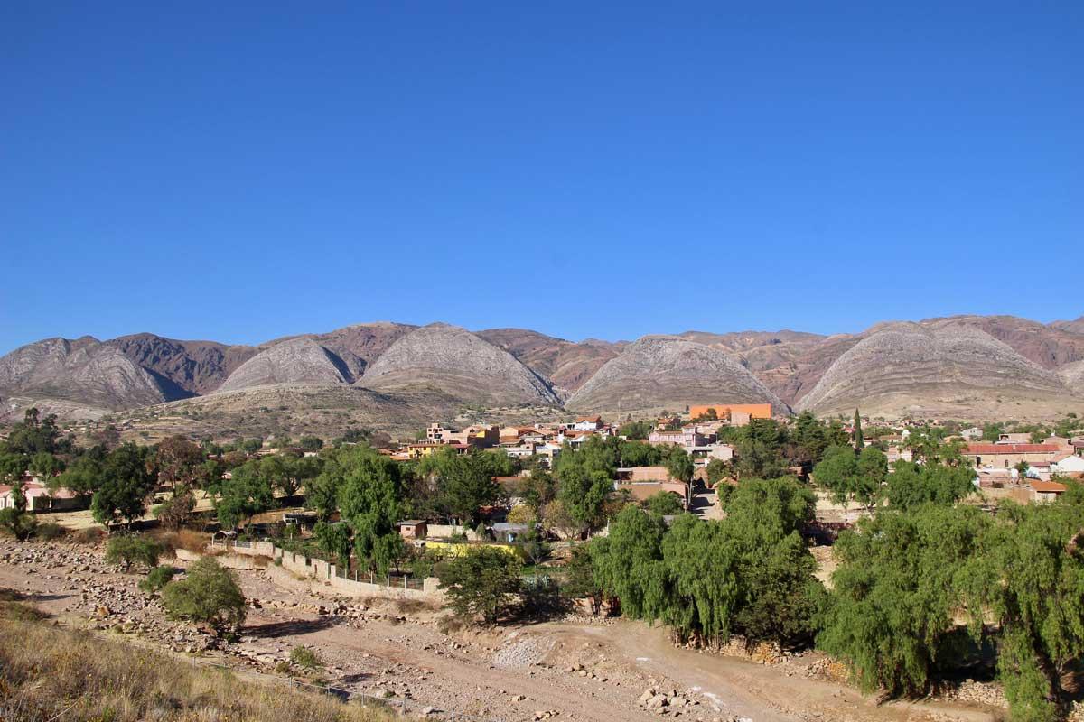 paysage Toro Toro Bolivie