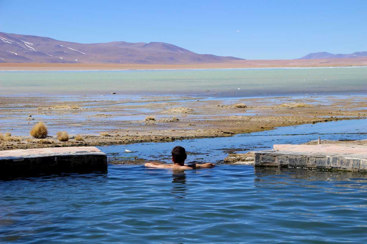 piscine thermale salar uyuni