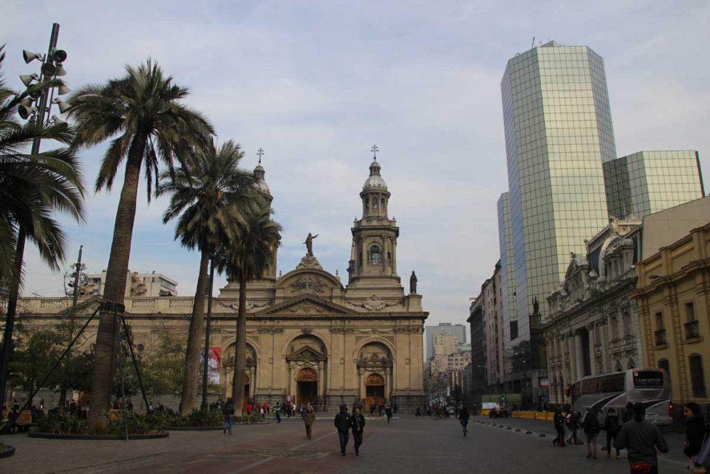 visiter santiago en 2 jours