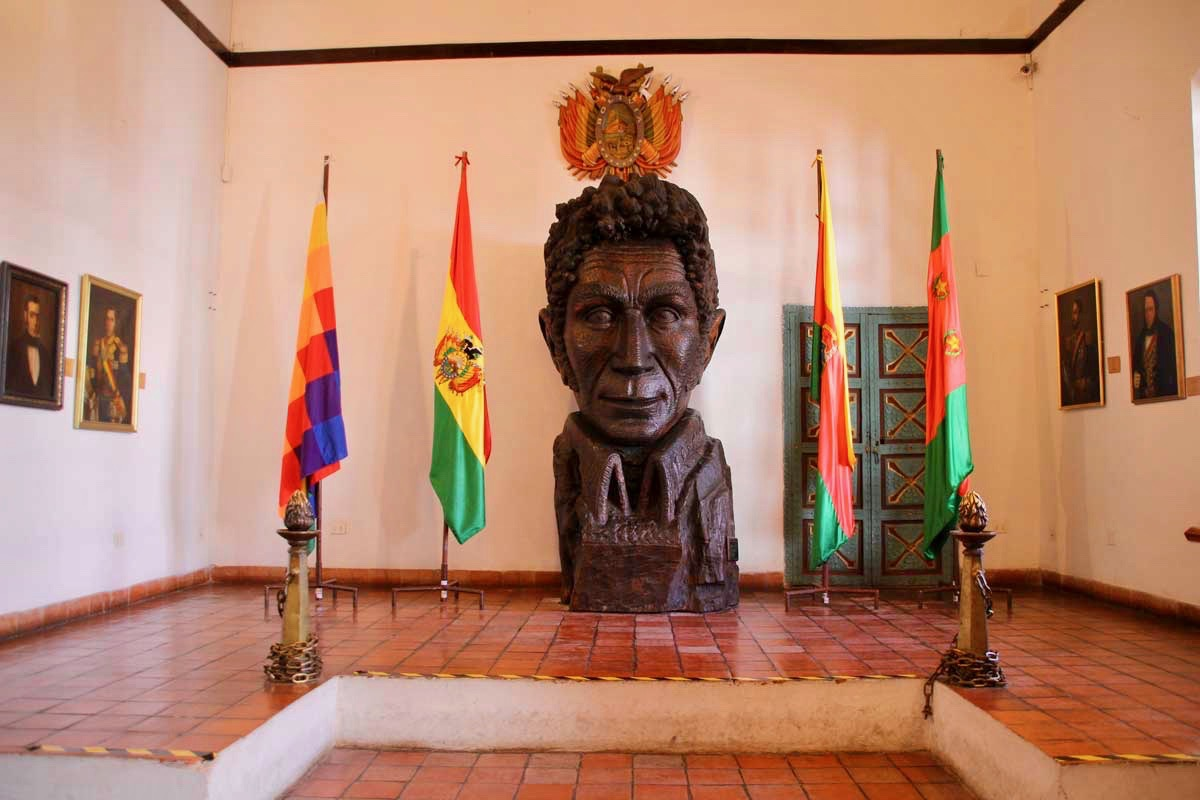 President bolivie