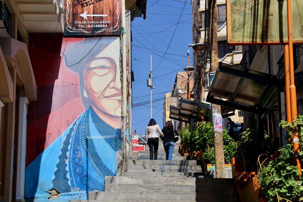 street-art la paz