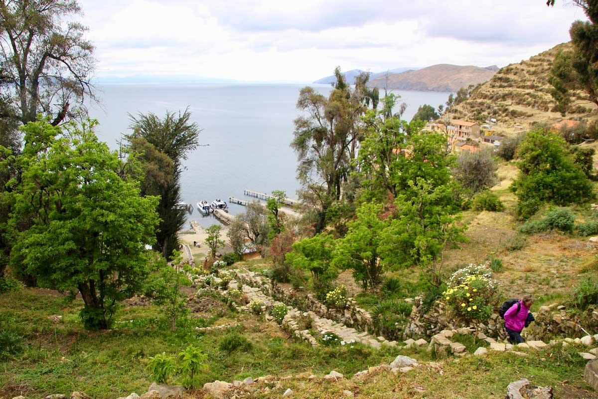 2 jours sur la isla del sol au milieu du lac titicaca
