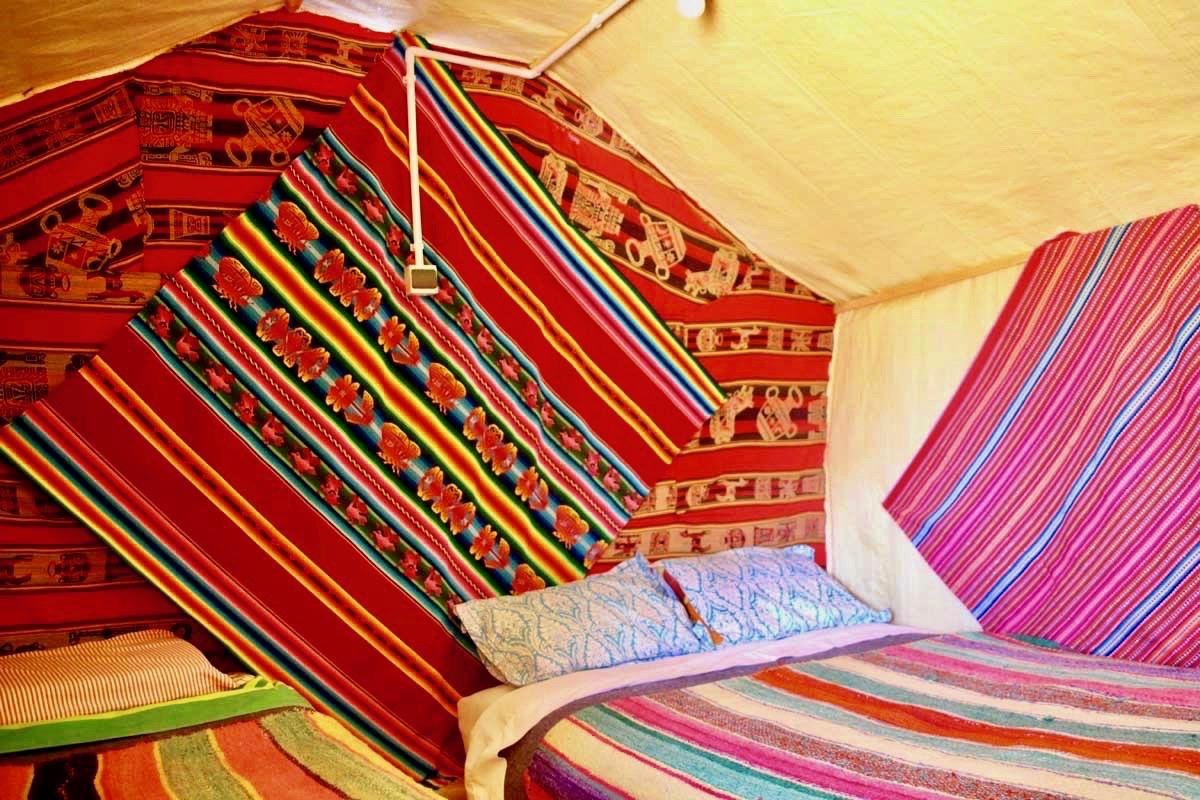 Chambre Double Uros Lac Titicaca Perou