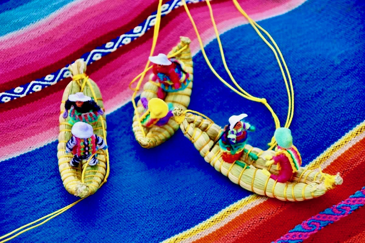 Love boat Uros Lac Titicaca Perou