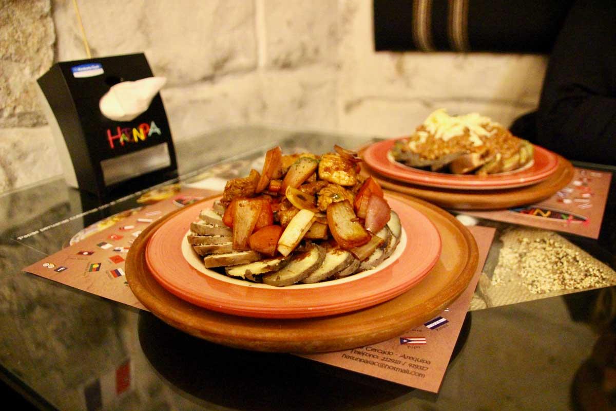 Restaurant Hatunpa Arequipa