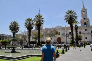 Tom Cathedrale Arequipa