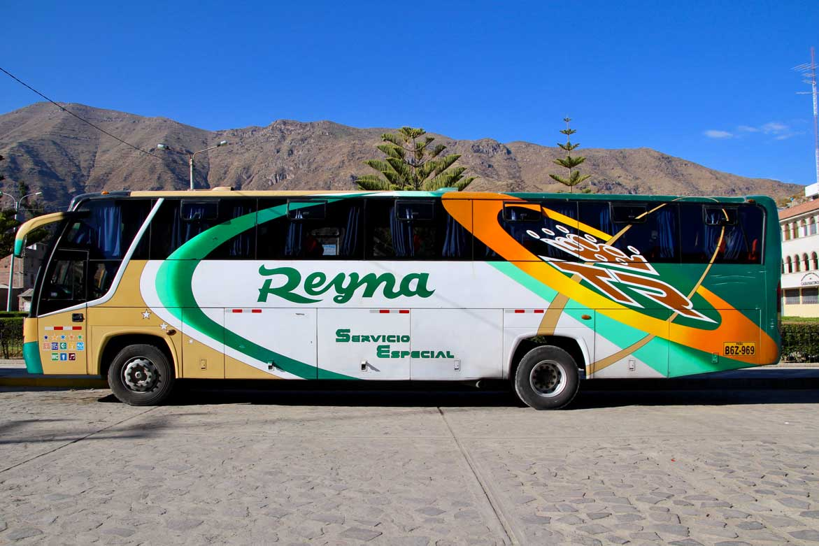 bus arequipa cabanaconde