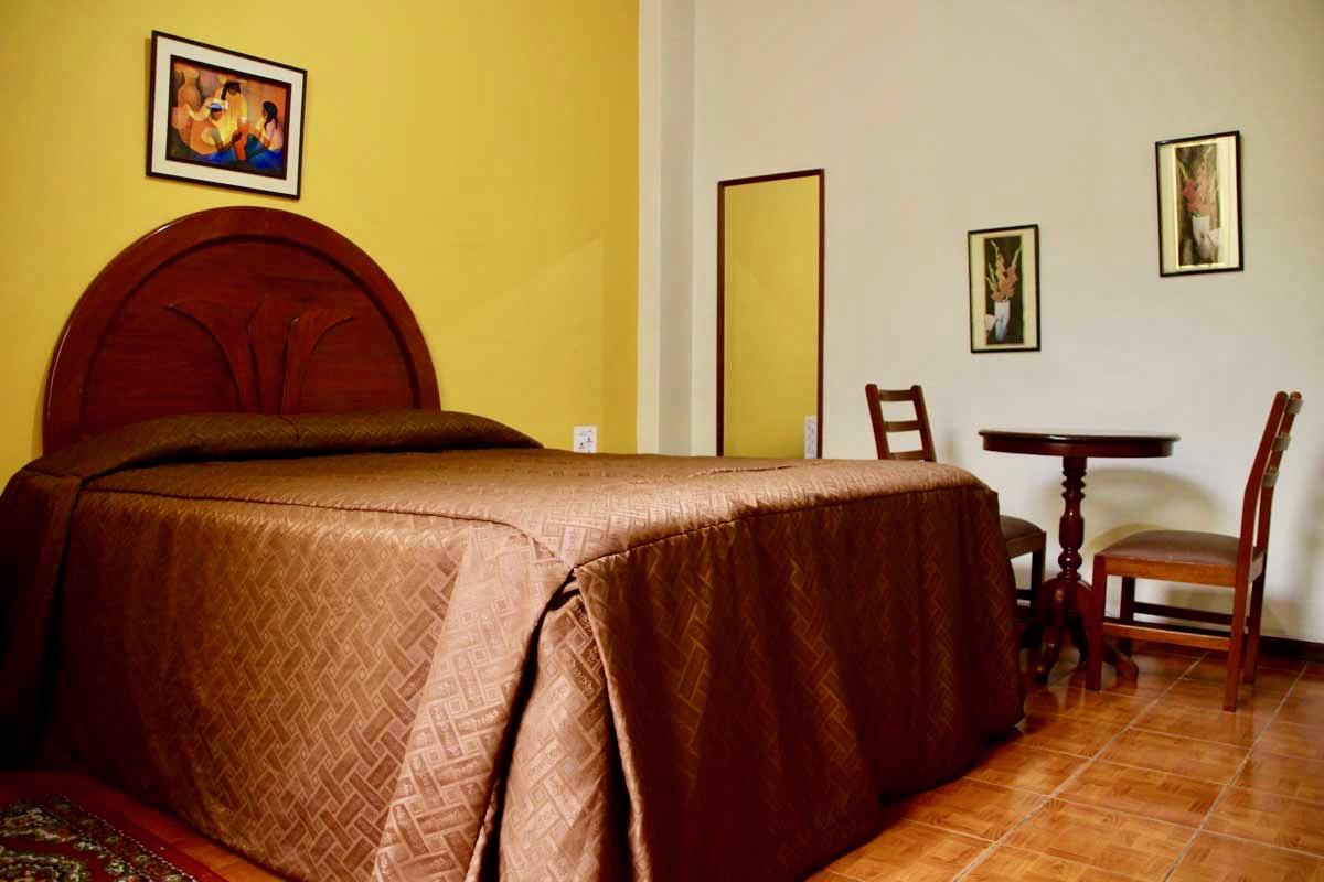 hotel Portada del Sol trujillo