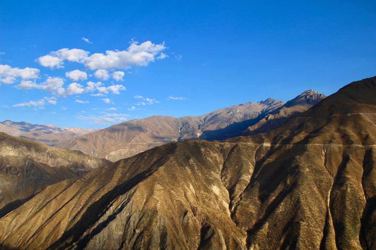 3 jours trek canyon colca sans agence pérou