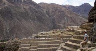 forteresse ollantaytambo vallee sacree