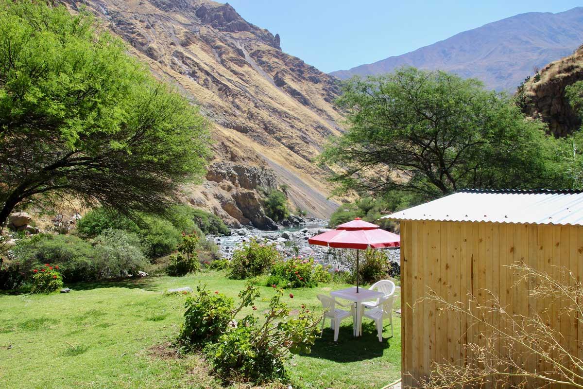 3 jours trek canyon colca sans agence