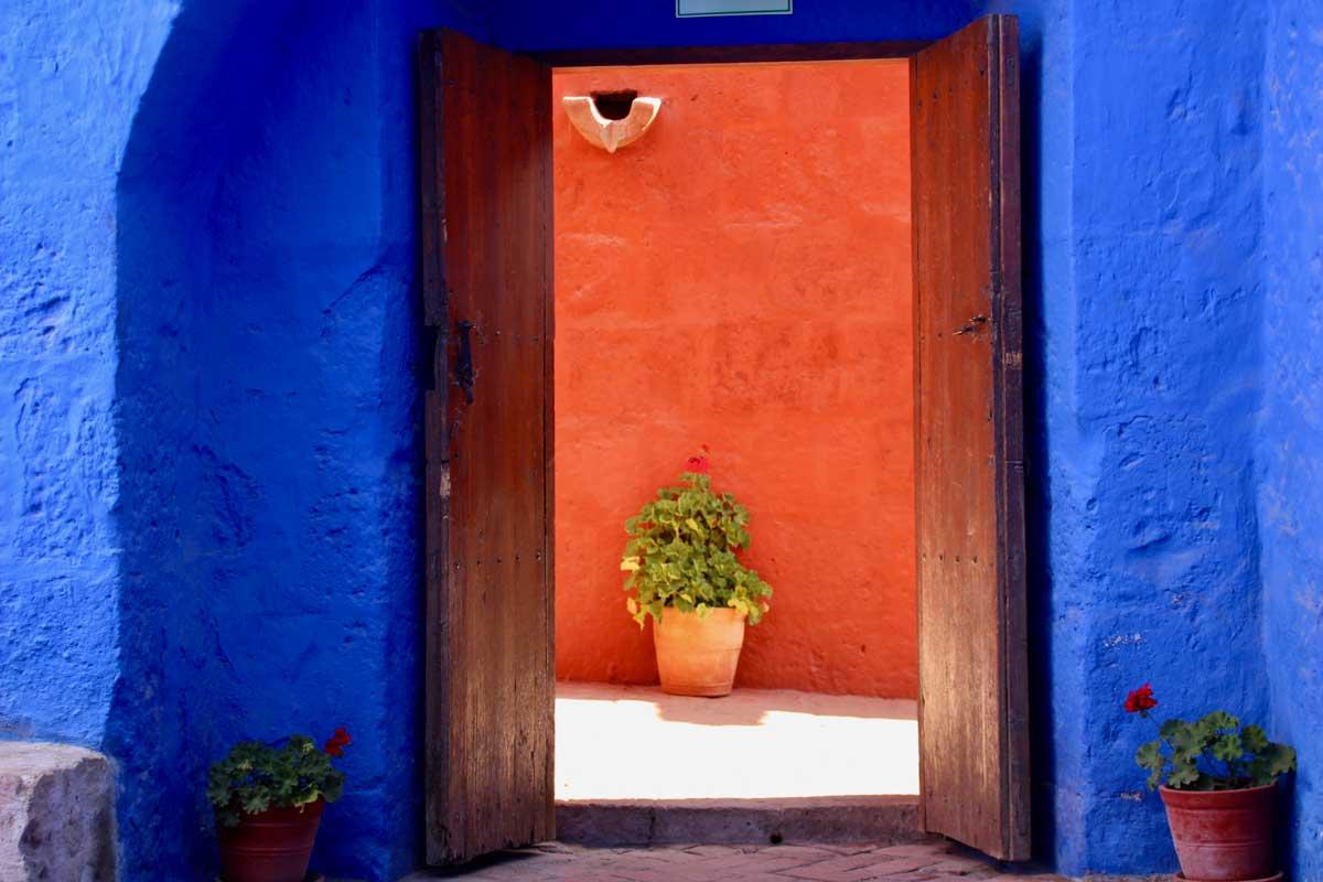 interieur Couvent Santa Catalina Arequipa