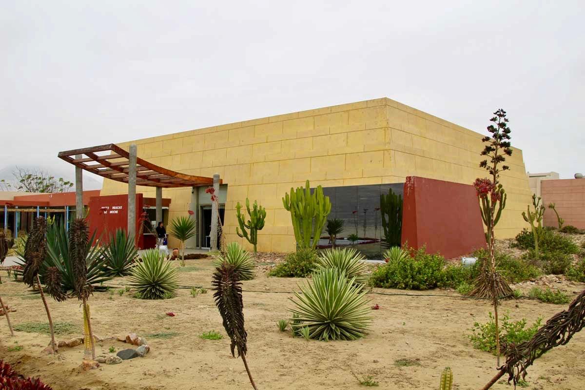 musee Huaca de la Luna trujillo