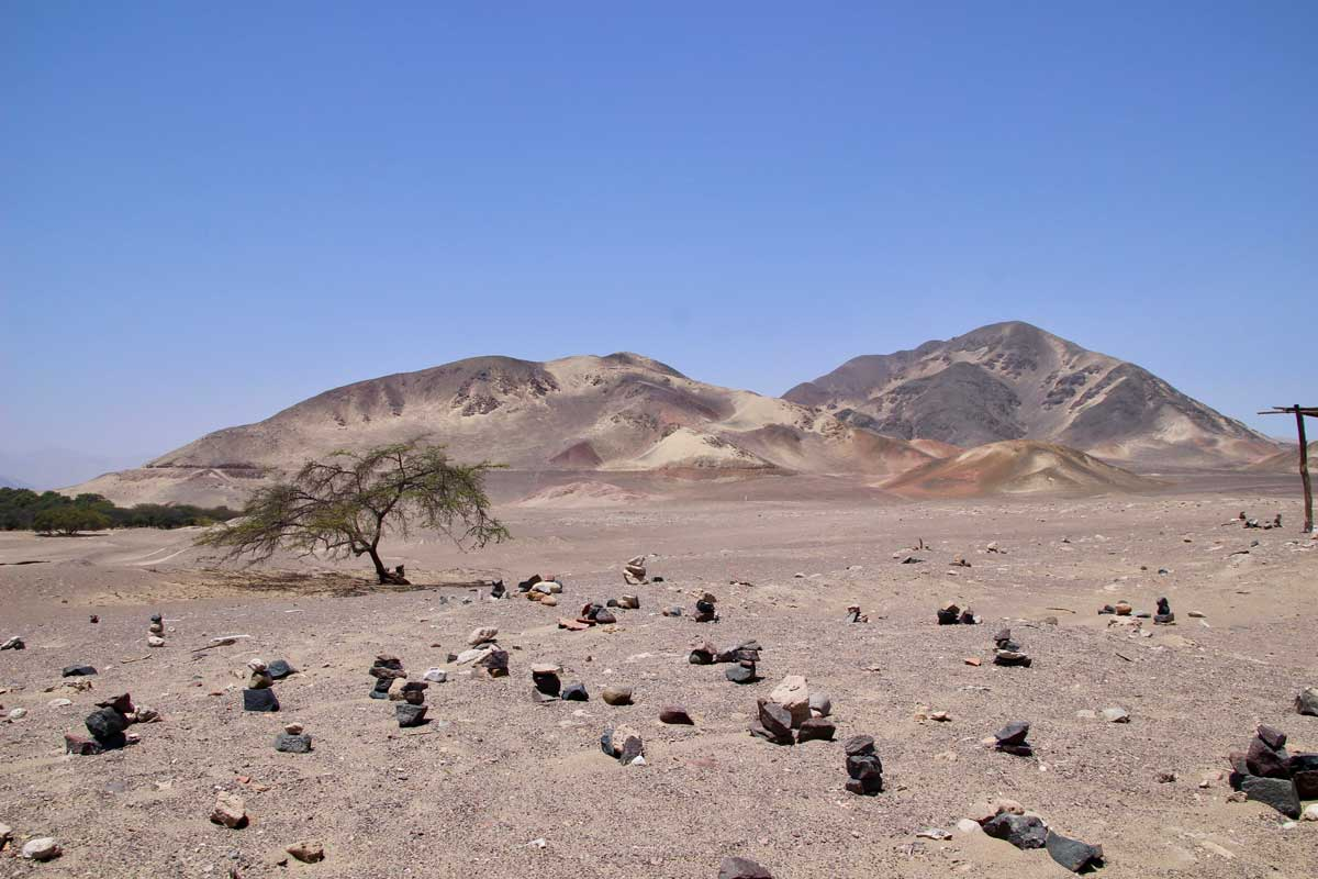 cimetiere Chauchilla nazca