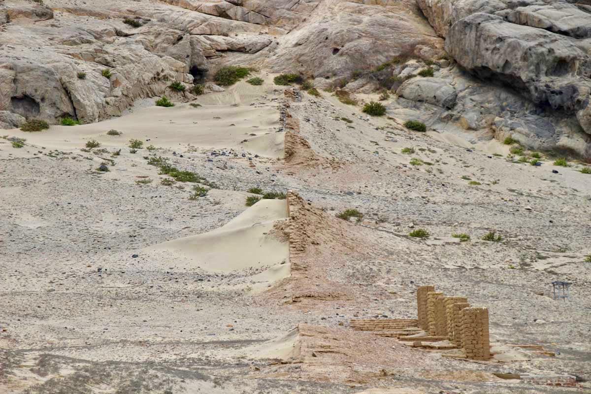 pyramide Huaca de la Luna trujillo