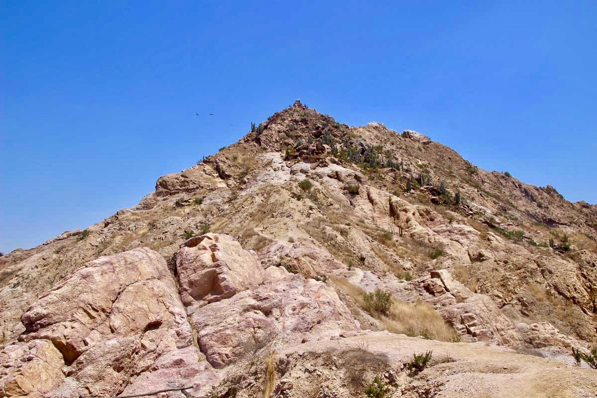 pyramide tombes tucume chiclayo perou