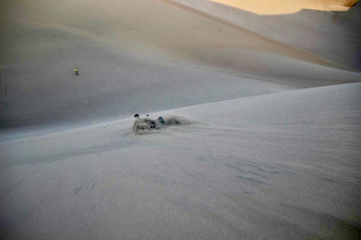 tom sandboard sable