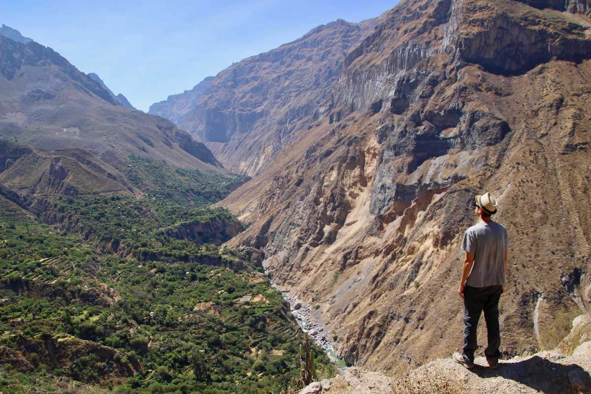 trek canyon colca