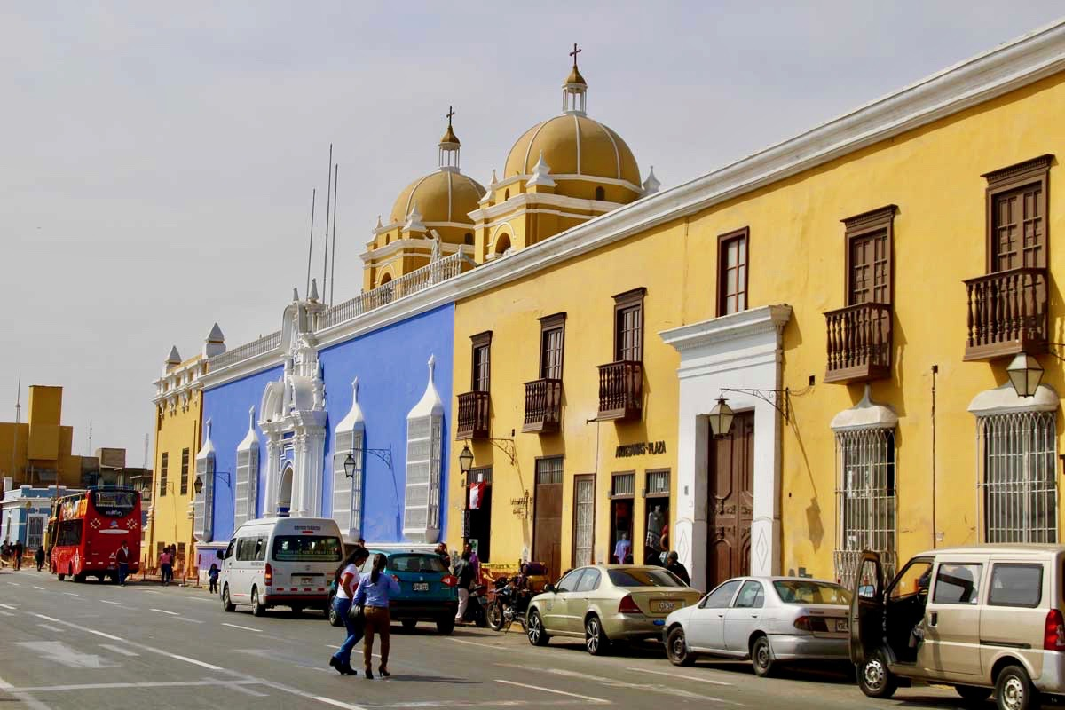 2 jours à Trujillo Nord Pérou