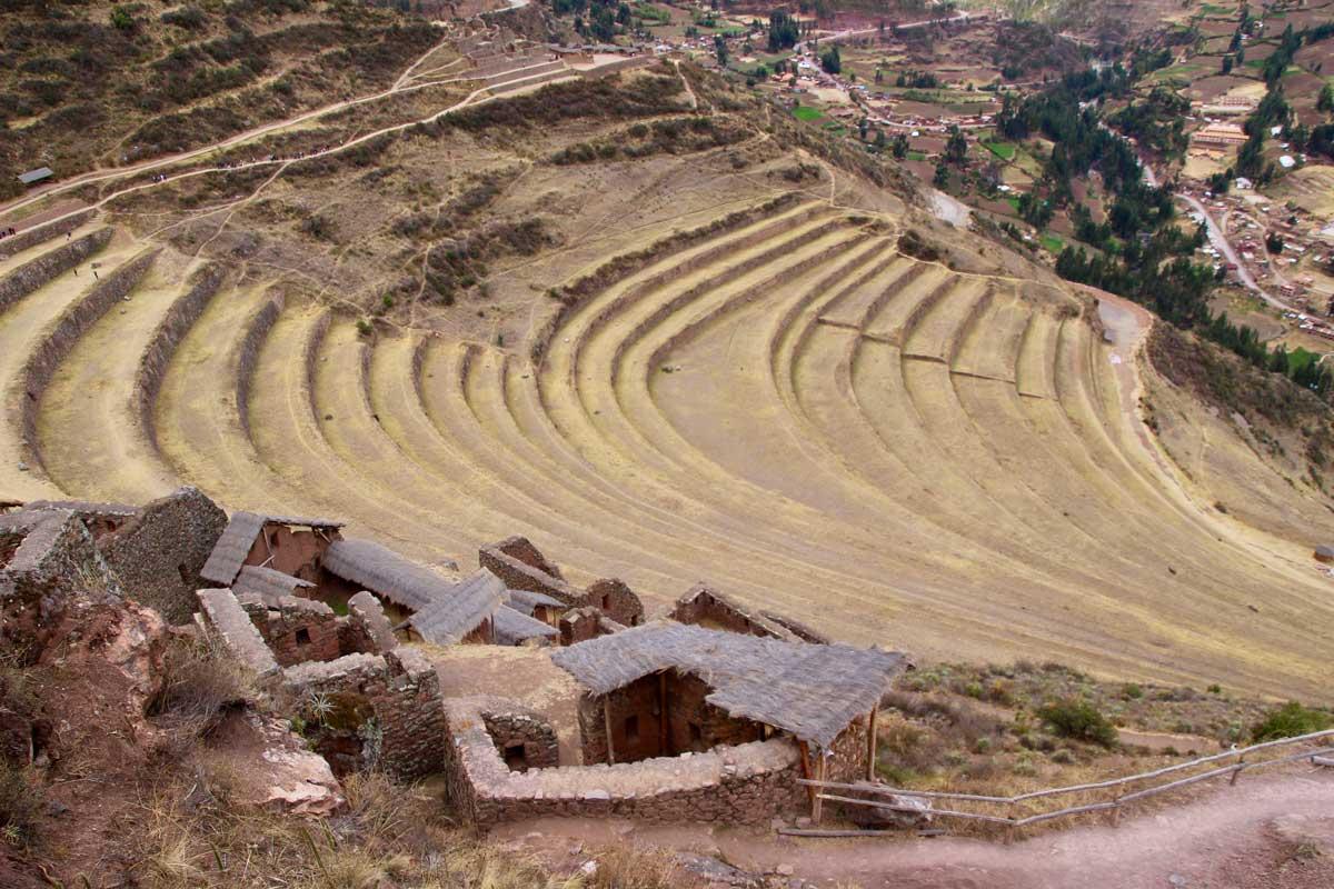 Pisac Vallee Sacree Cusco