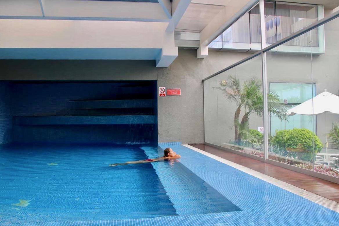 Elo piscine Casa Andina lima