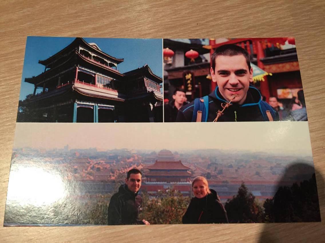 cartes postales en voyage : Fizzez