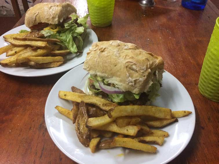 Mancora Burger